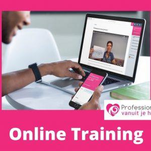 Logo Online Training PVH